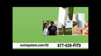 Nutrisystem 50/50 Deal TV Spot, 'People Across America: 50% off Meals and a Week of Shakes' - Thumbnail 1