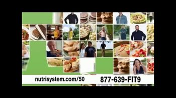 Nutrisystem 50/50 Deal TV Spot, 'People Across America: 50% off Meals and a Week of Shakes' - Thumbnail 2