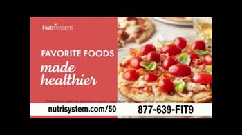 Nutrisystem 50/50 Deal TV Spot, 'People Across America: 50% off Meals and a Week of Shakes' - Thumbnail 4