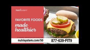 Nutrisystem 50/50 Deal TV Spot, 'People Across America: 50% off Meals and a Week of Shakes' - Thumbnail 5