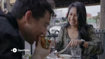 OpenTable TV Spot, 'More Than the Food' - Thumbnail 8