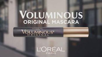 L'Oreal Paris Voluminous Original Mascara TV Spot, 'The Power to Speak Volumes' - Thumbnail 10