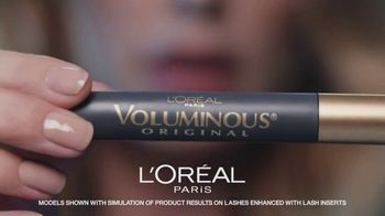 L'Oreal Paris Voluminous Original Mascara TV Spot, 'The Power to Speak Volumes' - Thumbnail 4