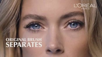 L'Oreal Paris Voluminous Original Mascara TV Spot, 'The Power to Speak Volumes'