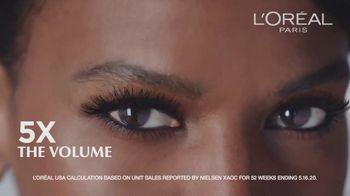 L'Oreal Paris Voluminous Original Mascara TV Spot, 'The Power to Speak Volumes' - Thumbnail 8