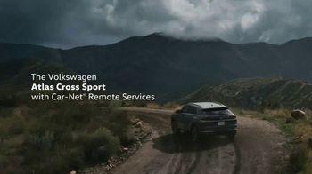 Volkswagen Atlas Cross Sport TV Spot, 'Getting Lost' [T1] - Thumbnail 9
