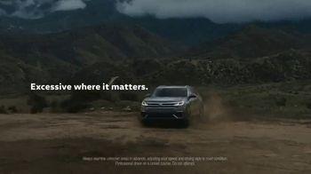 Volkswagen Atlas Cross Sport TV Spot, 'Getting Lost' [T1] - Thumbnail 7