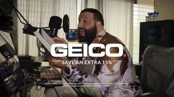 GEICO TV Spot, '2020 MTV Video Music Awards: ASMR With DJ Khaled' Feat. DJ Khaled - Thumbnail 8