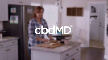 cbdMD TV Spot, 'Conquer the Day' - Thumbnail 1