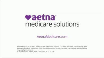 Aetna Medicare TV Spot, 'Grandpa' - Thumbnail 10