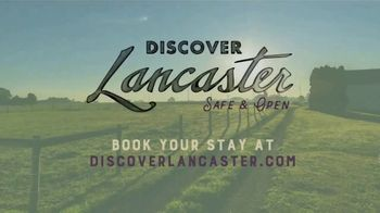 Discover Lancaster TV Spot, 'Ready for Your Road Trip' - Thumbnail 10