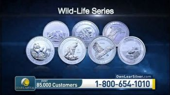Lear Capital TV Spot, 'Considering Silver: $5,000 in Bonus Silver' - Thumbnail 3
