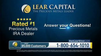 Lear Capital TV Spot, 'Considering Silver: $5,000 in Bonus Silver' - Thumbnail 5