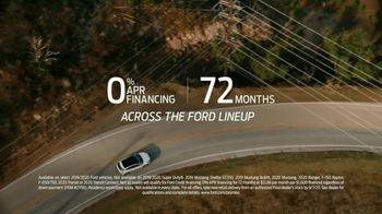 Ford Summer Sales Event TV Spot, 'Ford Promise: Getting Back to It' [T2] - Thumbnail 4