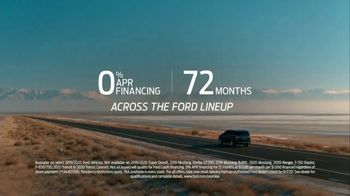 Ford Summer Sales Event TV Spot, 'Ford Promise: Getting Back to It' [T2] - Thumbnail 5