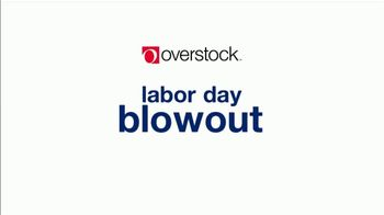 Overstock.com Labor Day Blowout TV Spot, '15% Off' - Thumbnail 1