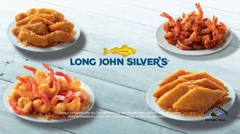 Long John Silver's $10 Sea-Shares TV Spot, 'Get Enough for Your Crew: Grilled Shrimp' - Thumbnail 8