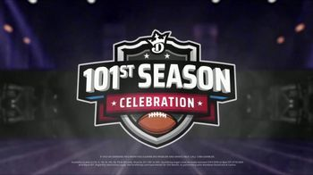 DraftKings Sportsbook TV Spot, 'Kansas City: 101 Point Spread'