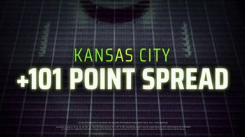 DraftKings Sportsbook TV Spot, 'Kansas City: 101 Point Spread' - Thumbnail 3