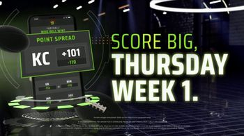 DraftKings Sportsbook TV Spot, 'Kansas City: 101 Point Spread' - Thumbnail 5