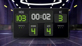 DraftKings Sportsbook TV Spot, 'Kansas City: 101 Point Spread' - Thumbnail 6