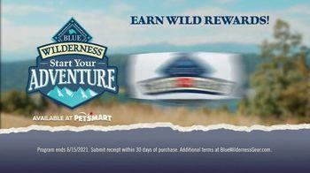 Blue Buffalo BLUE Wilderness TV Spot, 'Feed the Wolf: Earn Rewards' - Thumbnail 10