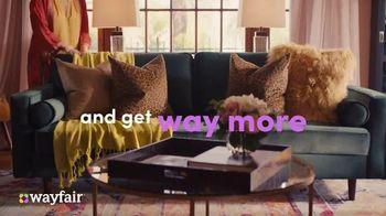 Wayfair TV Spot, 'Feels Like This' Song by Grace Mesa - Thumbnail 2
