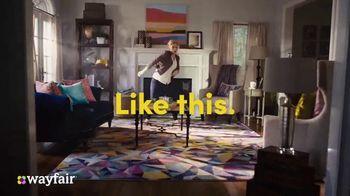 Wayfair TV Spot, 'Feels Like This' Song by Grace Mesa - Thumbnail 5