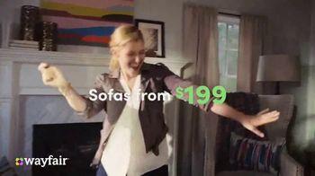 Wayfair TV Spot, 'Feels Like This' Song by Grace Mesa - Thumbnail 6