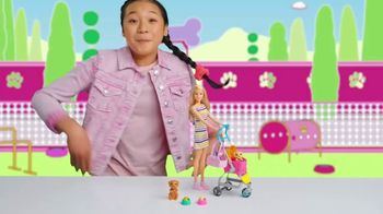 Barbie Stroll 'n Play Pups TV Spot, 'Room for More' - Thumbnail 1