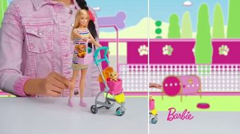 Barbie Stroll 'n Play Pups TV Spot, 'Room for More' - Thumbnail 2