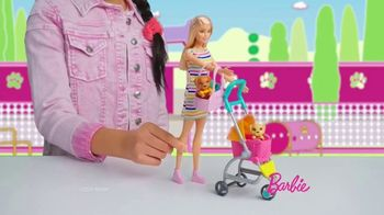 Barbie Stroll 'n Play Pups TV Spot, 'Room for More' - Thumbnail 3