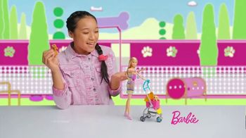 Barbie Stroll 'n Play Pups TV Spot, 'Room for More' - Thumbnail 4