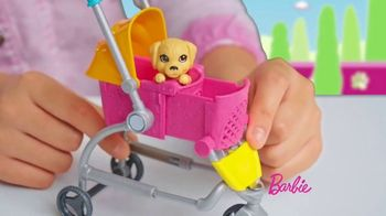 Barbie Stroll 'n Play Pups TV Spot, 'Room for More'