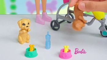 Barbie Stroll 'n Play Pups TV Spot, 'Room for More' - Thumbnail 6