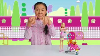 Barbie Stroll 'n Play Pups TV Spot, 'Room for More' - Thumbnail 7