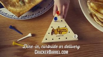 Cracker Barrel Old Country Store and Restaurant Chicken Pot Pie TV Spot, 'Comfort' - Thumbnail 10