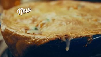 Cracker Barrel Old Country Store and Restaurant Chicken Pot Pie TV Spot, 'Comfort' - Thumbnail 4