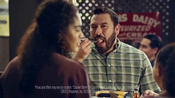 Cracker Barrel Old Country Store and Restaurant Chicken Pot Pie TV Spot, 'Comfort' - Thumbnail 9