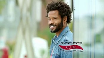 SKECHERS Arch Fit TV Spot, 'Balance and Support'