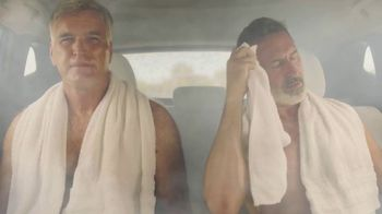 Febreze Car Vent Clips TV Spot, 'Like a Sauna' - Thumbnail 4