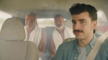 Febreze Car Vent Clips TV Spot, 'Like a Sauna'