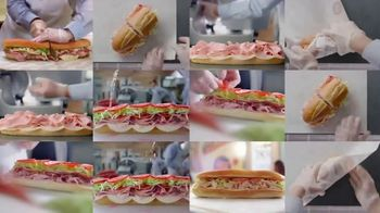 Jersey Mike's Catering Box TV Spot, 'Yours for the Sharing' - Thumbnail 3