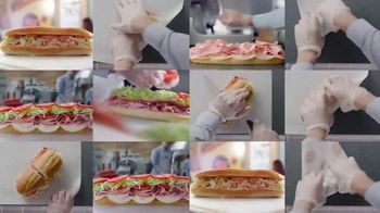 Jersey Mike's Catering Box TV Spot, 'Yours for the Sharing' - Thumbnail 4