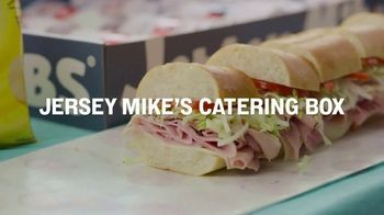 Jersey Mike's Catering Box TV Spot, 'Yours for the Sharing' - Thumbnail 6