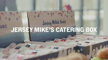 Jersey Mike's Catering Box TV Spot, 'Yours for the Sharing' - Thumbnail 7