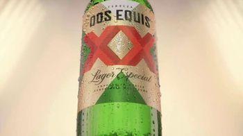 Dos Equis TV Spot, 'Pour-by-Pour Commentator: Bubbles' - Thumbnail 1