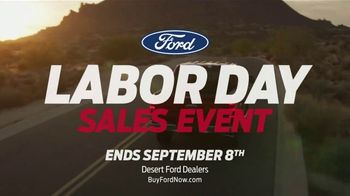 Ford Labor Day Sales Event TV Spot, 'Back, Bigger and Better' [T2] - Thumbnail 5