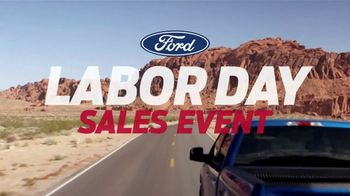 Ford Labor Day Sales Event TV Spot, 'Back, Bigger and Better' [T2] - Thumbnail 2