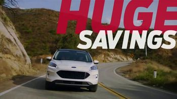 Ford Labor Day Sales Event TV Spot, 'Back, Bigger and Better' [T2] - Thumbnail 3
